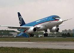 Назван срок поставки первого самолета Superjet 100