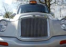 Лондонский таксикст как городская достопримечательность