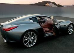Infiniti представила новое роскошное купе