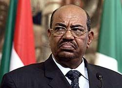 Выдан ордер на арест президента Судана