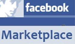 Facebook запускает сервис для продажи ненужных вещей