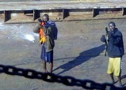 Пираты освободили египетское судно Blue Star за $1 млн