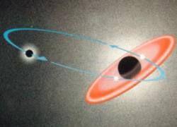 В центре каждой галактики есть черная дыра?