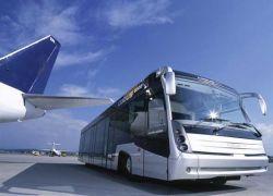 В Шереметьево пустили бесплатные автобусы