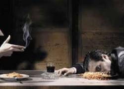 Пассивное курение повышает вероятность депрессии
