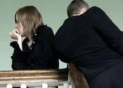 Неблагополучие в браке сказывается на женском сердце