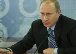 Путин пригрозил прекратить поставки газа на Украину