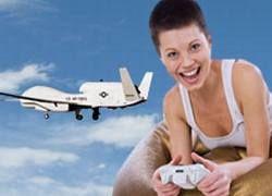 Британских летчиков заменят на любителей видеоигр?