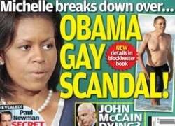 Обаму втягивают в гей-скандал