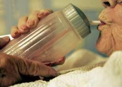Питьевая вода влияет на развитие слабоумия