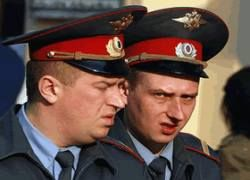 В Воронеже помощник депутата избил милиционеров