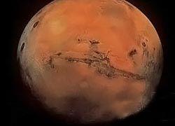 Китай готов отправить аппарат на Марс уже в 2013 году