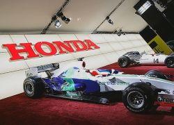 """Honda вернется в \""""Формулу-1\"""""""