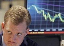 Индекс Dow Jones упал до 12-летнего минимума