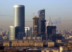 Москва оказалась на 60-м месте среди финансовых центров