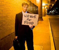 Безработица в США достигла максимума