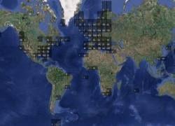 Находка для пирата: онлайн-карта движения судов