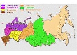 Регионы России, наиболее пострадавшие от кризиса