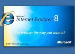 Internet Explorer 8 появится к концу марта