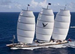 Мальтийский сокол – потрясающая парусная яхта