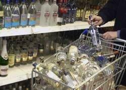 Россияне активно скупают алкоголь