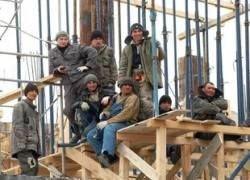 Гастарбайтеры устроили погром в поселке под Петербургом