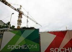 Олимпийские объекты Сочи строят с нарушениями