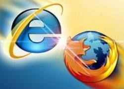 Firefox обогнал Internet Explorer по популярности