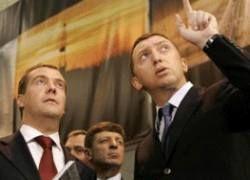 Дерипаска как бизнес-герой новой России