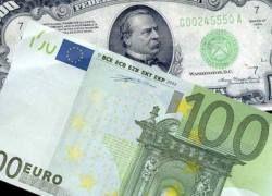 Нефть дорожает из-за падения доллара к евро
