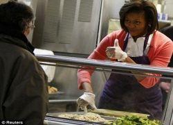 Мишель Обама останется на кухне?
