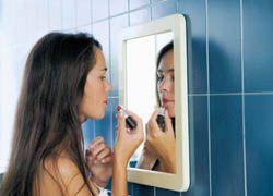 """Создан прототип \""""умного\"""" зеркала для ванной комнаты"""