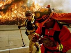 Поджигателя в Калифорнии признали виновным в убийствах