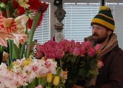 Цветочный бизнес в праздники приносит большие прибыли