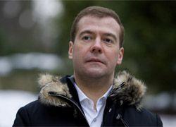 Медведев подвел итоги первого года президентства