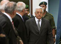 Правительство Палестины ушло в отставку
