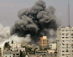 Израиль нанес несколько авиаударов по сектору Газа
