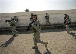 Из Ирака выведут 12 тысяч американских солдат