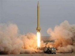 В Иране испытали ракету дальнего радиуса действия