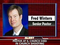 Стрельба в церкви в США: убит священник