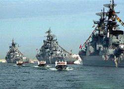 Украина подозревает, что у ЧФ есть ядерное оружие