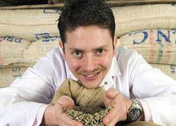 Дегустатор кофе застраховал язык на 10 млн фунтов