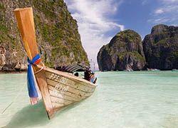 В Таиланде перевернулась лодка с туристами
