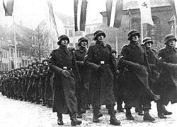В Риге запретили митинги в День памяти легионеров СС