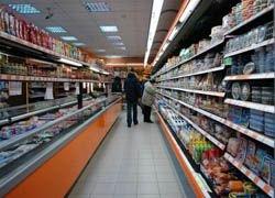 Число супермаркетов в России в 2008 г. выросло на треть