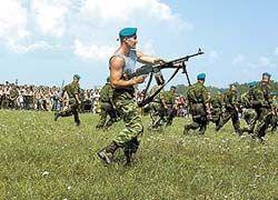 Спецназовцы потребовали отставки министра обороны