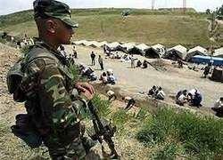 В Забайкалье пограничник застрелил двух сослуживцев