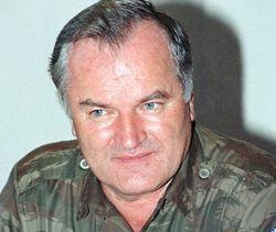 Младич стал добровольным затворником