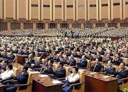 Сын Ким Чен Ира не попал в парламент КНДР