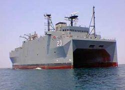 Китайский флот начинает показывать зубы